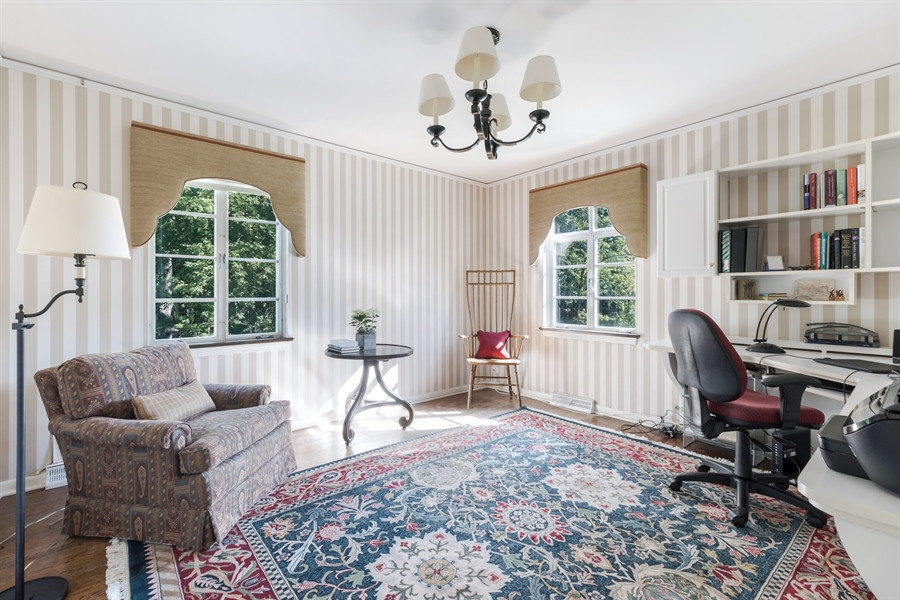 Real Estate Photography - 423 Northwood, Glencoe, IL, 60022 - Bedroom 5