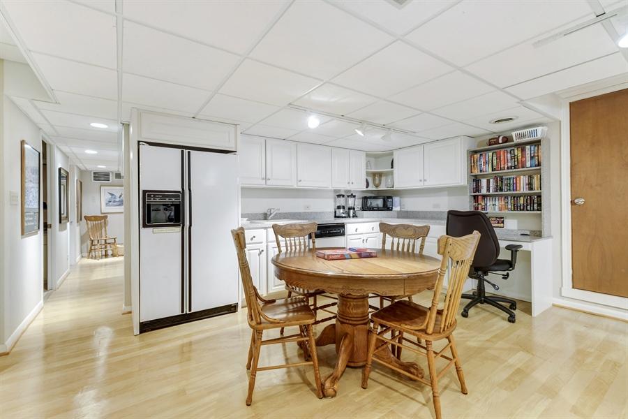 Real Estate Photography - 423 Northwood, Glencoe, IL, 60022 - Recreational Room