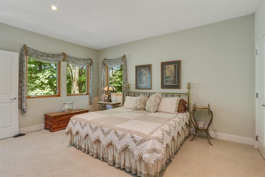 Real Estate Photography - 4950 Cynthia Drive, Bridgman, MI, 49106 - Guest Bedroom