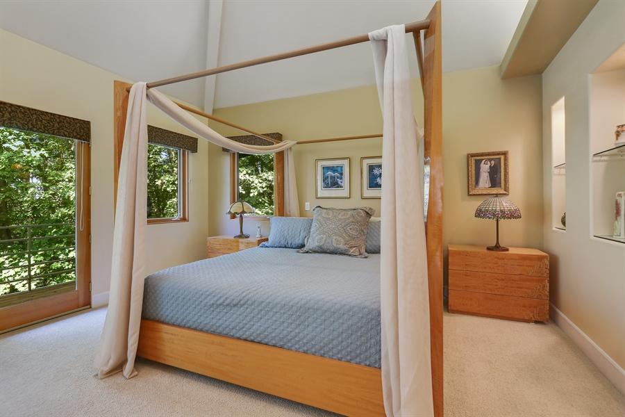 Real Estate Photography - 4950 Cynthia Drive, Bridgman, MI, 49106 - Master Bedroom