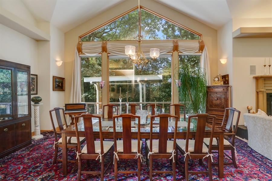 Real Estate Photography - 4950 Cynthia Drive, Bridgman, MI, 49106 - Dining Room