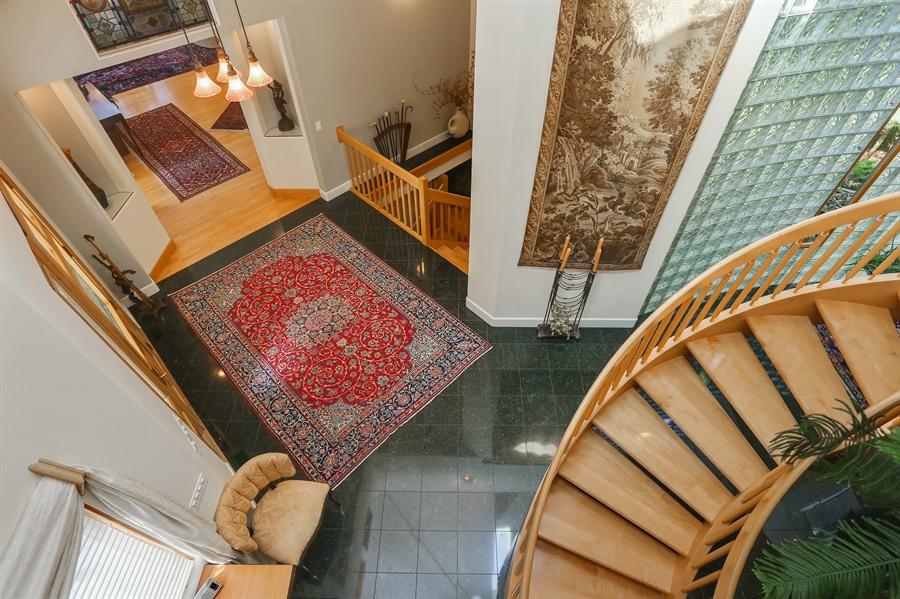 Real Estate Photography - 4950 Cynthia Drive, Bridgman, MI, 49106 - Foyer