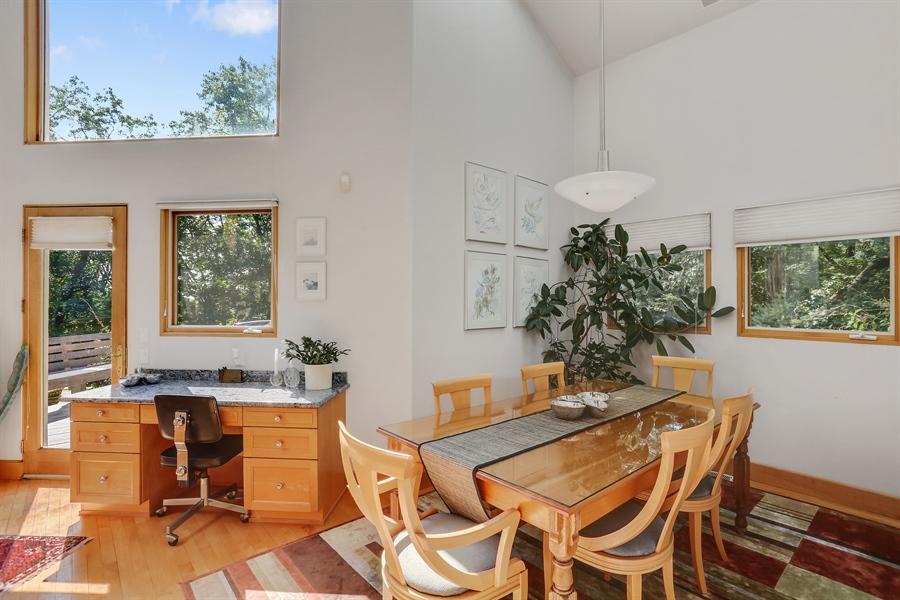 Real Estate Photography - 4950 Cynthia Drive, Bridgman, MI, 49106 - Breakfast Area