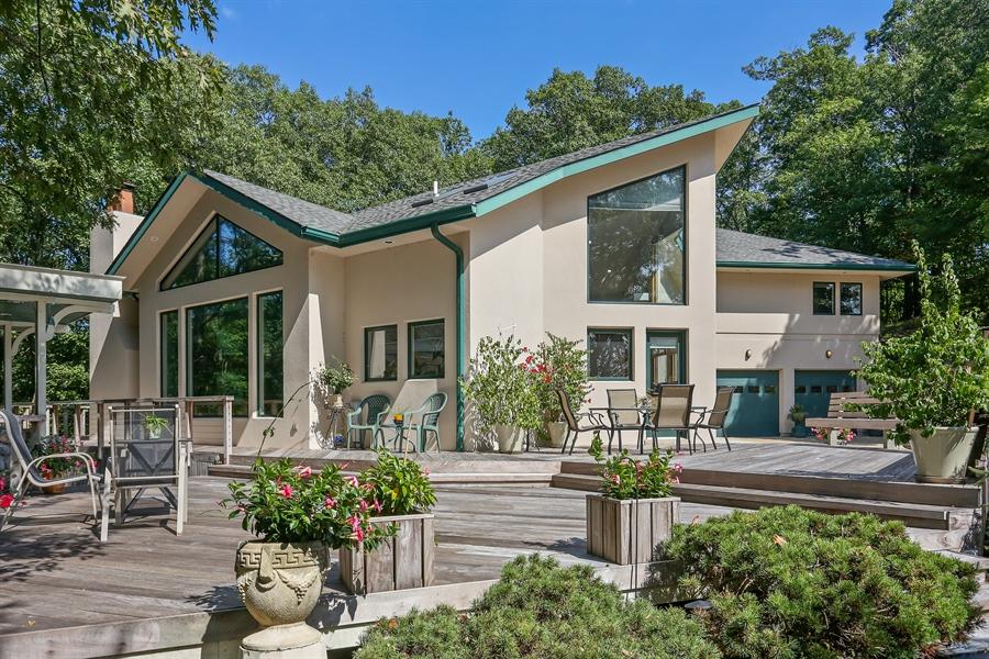 Real Estate Photography - 4950 Cynthia Drive, Bridgman, MI, 49106 - Side View