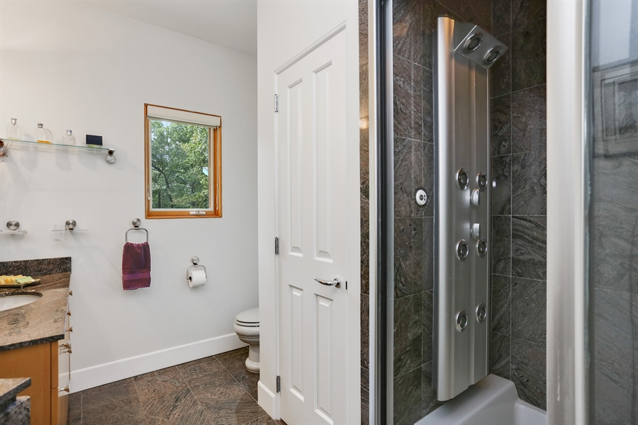 Real Estate Photography - 4950 Cynthia Drive, Bridgman, MI, 49106 - Bathroom