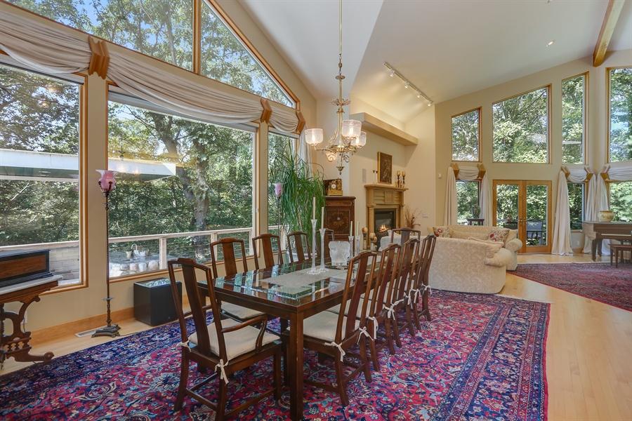 Real Estate Photography - 4950 Cynthia Drive, Bridgman, MI, 49106 - Living Room/Dining Room