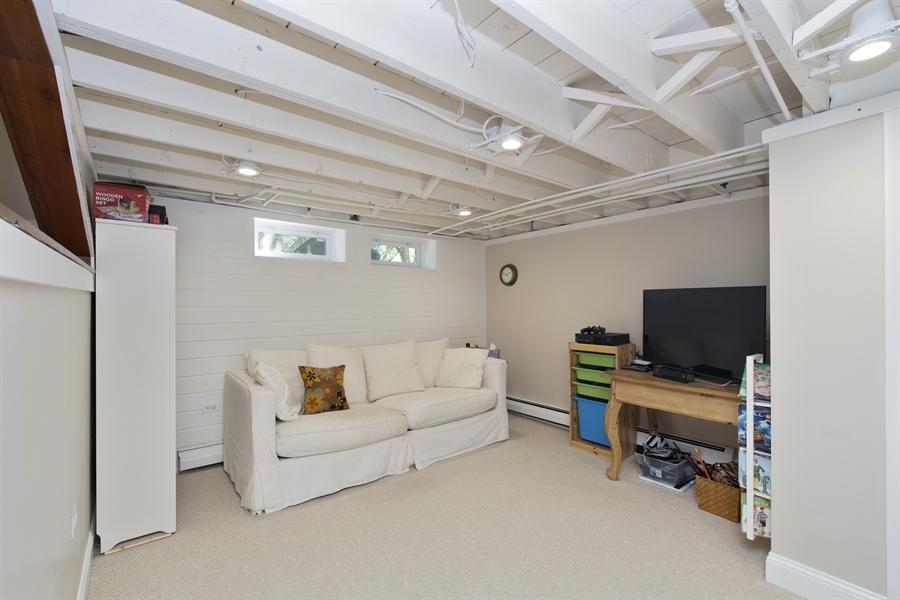 Real Estate Photography - 196 E. St Charles, Elmhurst, IL, 60126 - Basement
