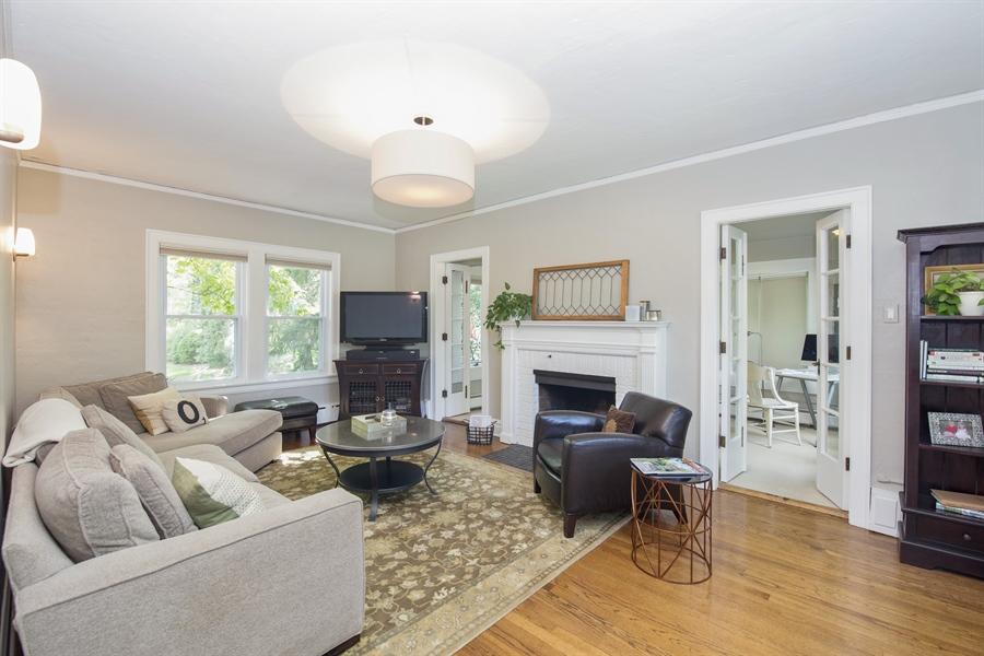 Real Estate Photography - 196 E. St Charles, Elmhurst, IL, 60126 - Family Room