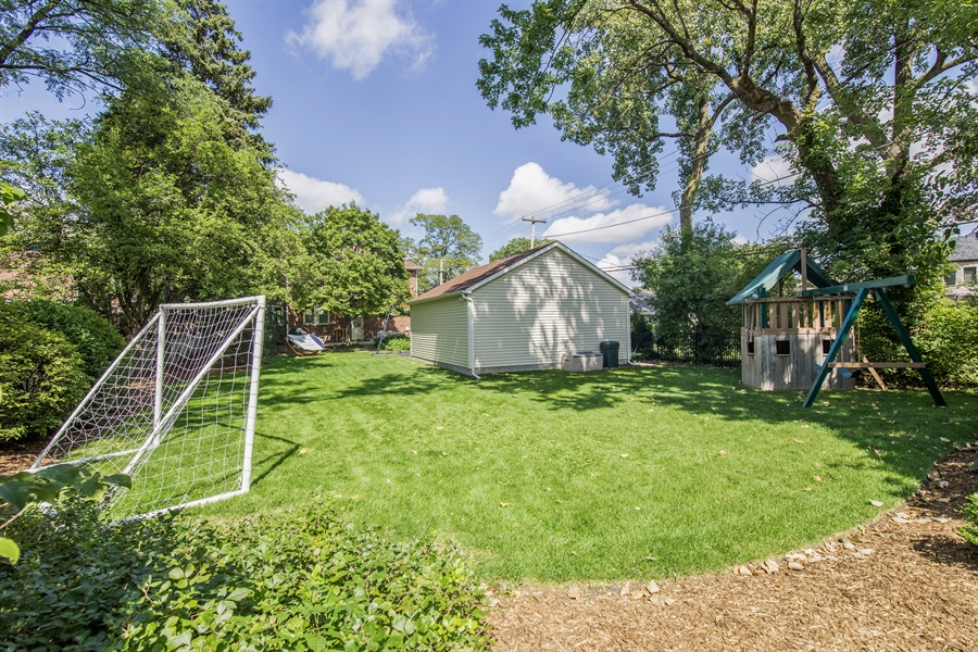 Real Estate Photography - 196 E. St Charles, Elmhurst, IL, 60126 - Rear View