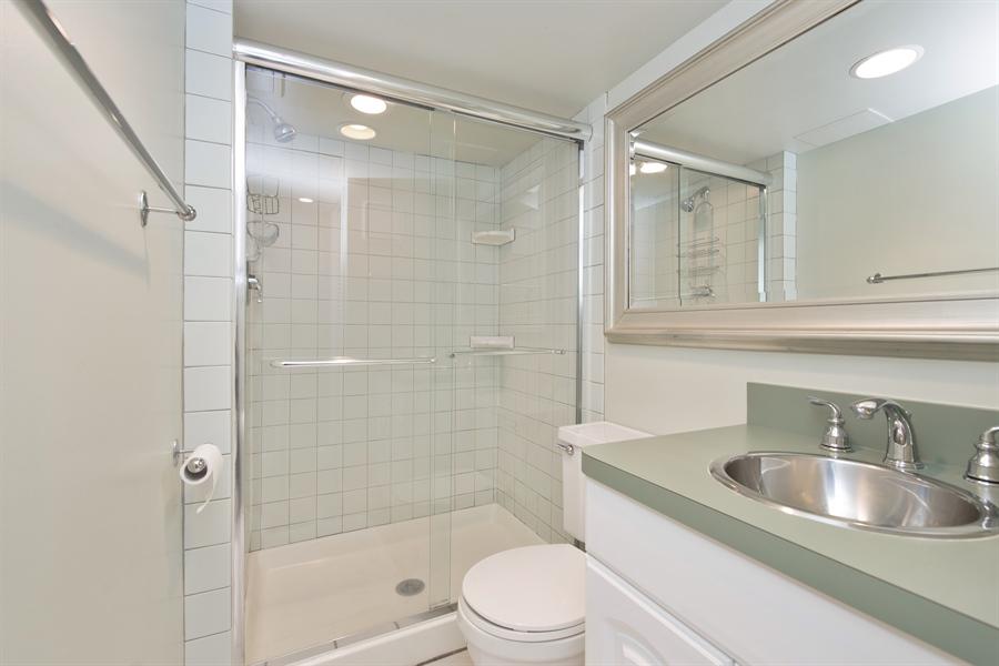 Real Estate Photography - 196 E. St Charles, Elmhurst, IL, 60126 - 2nd Bathroom