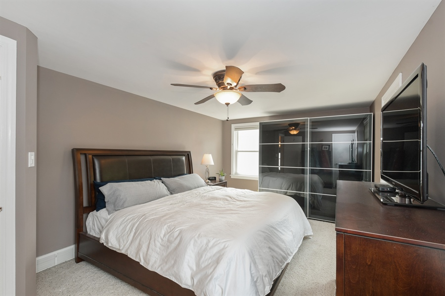 Real Estate Photography - 507 N Douglas Ave, Arlington Heights, IL, 60004 - Master Bedroom