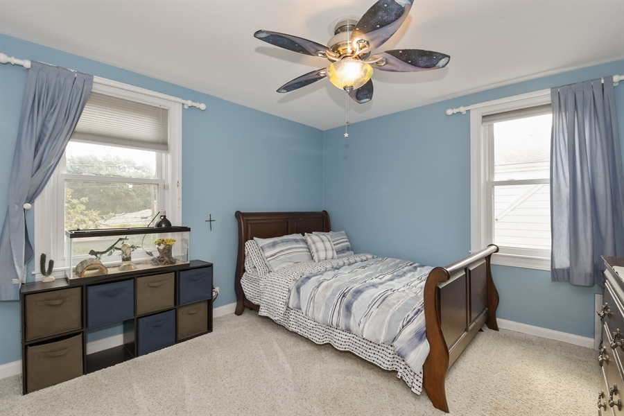 Real Estate Photography - 507 N Douglas Ave, Arlington Heights, IL, 60004 - 2nd Bedroom