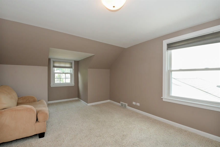 Real Estate Photography - 507 N Douglas Ave, Arlington Heights, IL, 60004 - Bedroom
