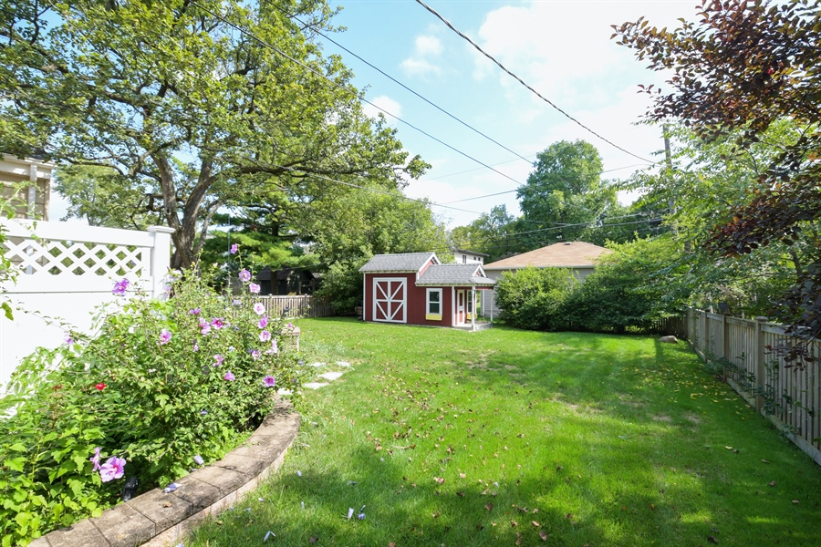 Real Estate Photography - 507 N Douglas Ave, Arlington Heights, IL, 60004 - Back Yard