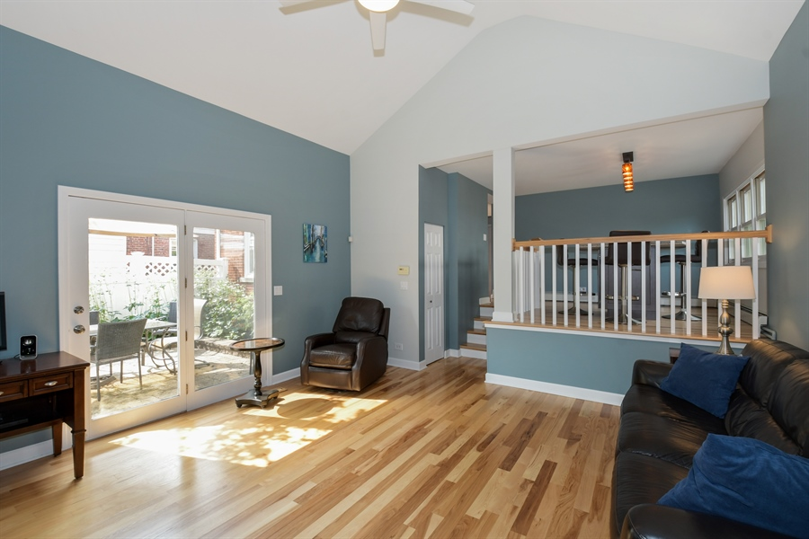 Real Estate Photography - 507 N Douglas Ave, Arlington Heights, IL, 60004 - Family Room