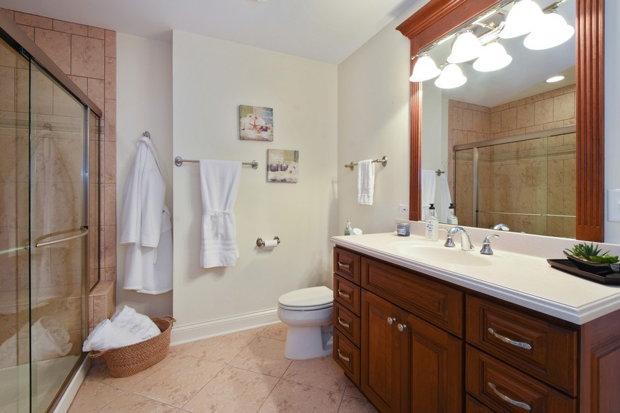 Real Estate Photography - 20580 W High Ridge Drive, Kildeer, IL, 60047 - Bathroom