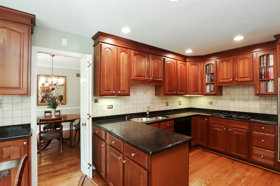 Real Estate Photography - 2 Warrington Drive, Lake Bluff, IL, 60044 - Kitchen