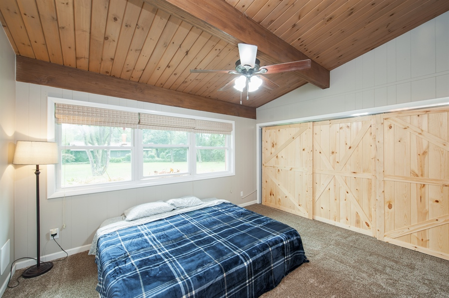 Real Estate Photography - 40105 97th St, Genoa City, WI, 53128 - Master Bedroom