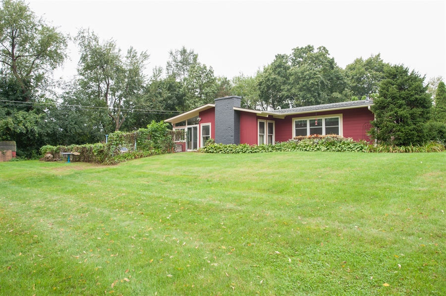 Real Estate Photography - 40105 97th St, Genoa City, WI, 53128 - Side View