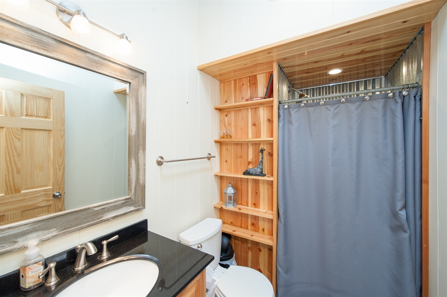 Real Estate Photography - 40105 97th St, Genoa City, WI, 53128 - 2nd Bathroom