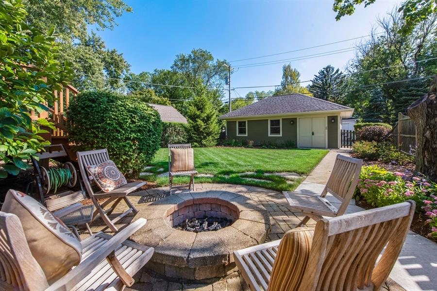 Real Estate Photography - 1623 Washington Ave, Wilmette, IL, 60091 - Patio