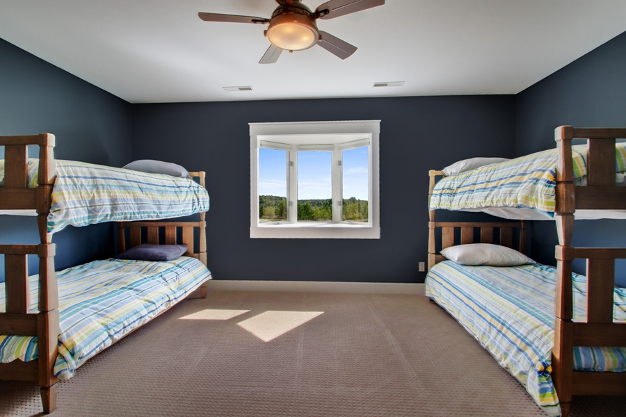 Real Estate Photography - N8925 Tamarack, Whitewater, WI, 53190 - 2nd Bedroom