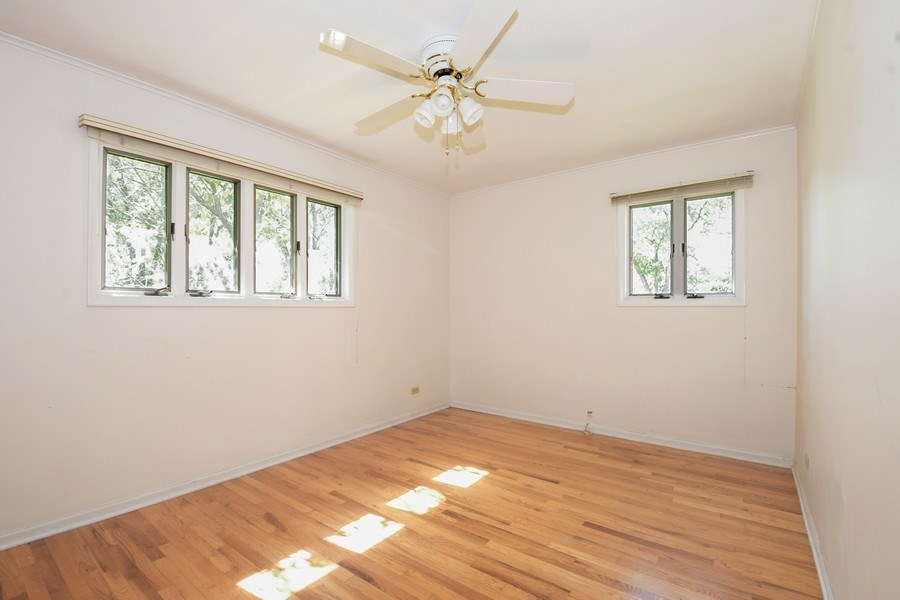 Real Estate Photography - 1217 N Chicago Ave, Arlington Heights, IL, 60004 - 2nd Bedroom