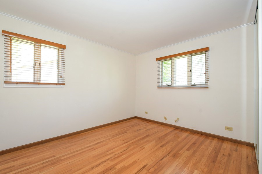 Real Estate Photography - 1217 N Chicago Ave, Arlington Heights, IL, 60004 - 3rd Bedroom