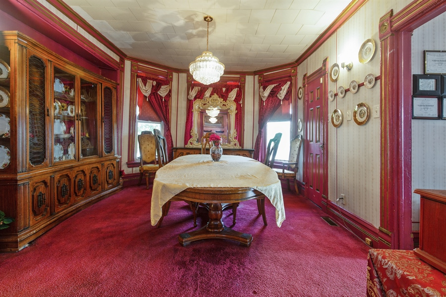 Real Estate Photography - 556 N Central Ave, Chicago, IL, 60644 - Dining Room