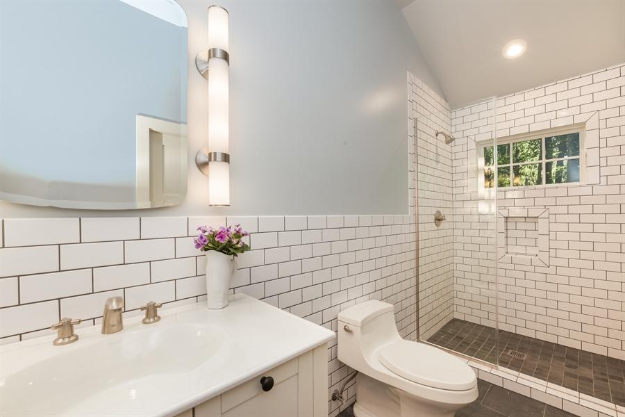 Real Estate Photography - 9291 Sunset Lane, Lakeside, MI, 49116 - Master Bathroom