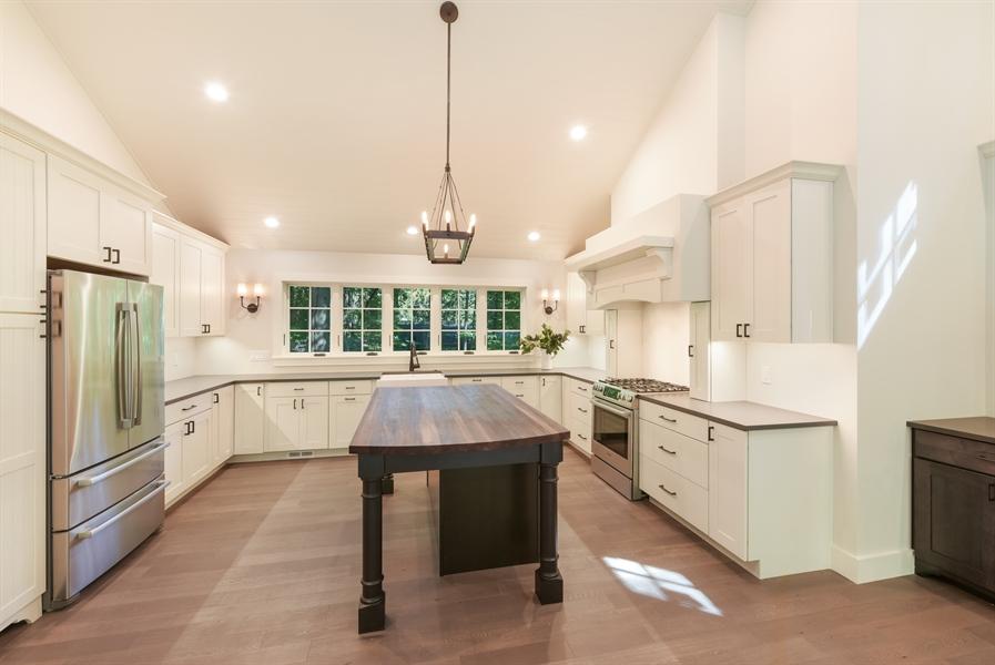 Real Estate Photography - 9291 Sunset Lane, Lakeside, MI, 49116 - Kitchen