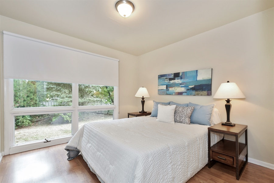 Real Estate Photography - 383 Seven Pines, Highland Park, IL, 60035 - 2nd Bedroom