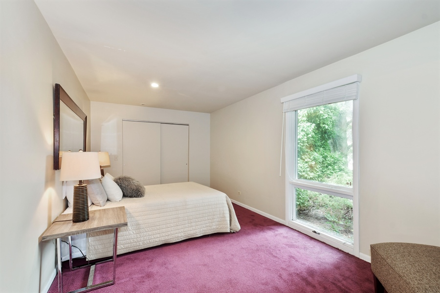 Real Estate Photography - 383 Seven Pines, Highland Park, IL, 60035 - Bedroom