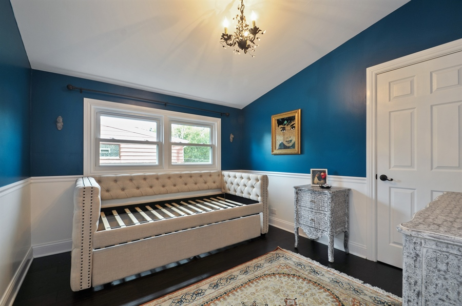 Real Estate Photography - 7200 Lyons St, Morton Grove, IL, 60053 - 3rd Bedroom