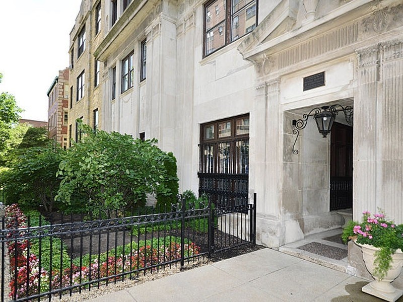 Real Estate Photography - 707 W Junior Ter, 6N, Chicago, IL, 60613 -