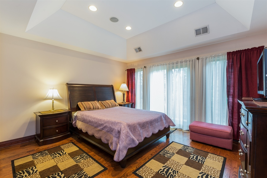 Real Estate Photography - 9681 Elms Terr, Des Plaines, IL, 60016 - 2nd Bedroom