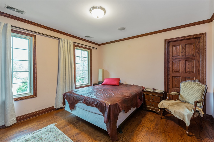 Real Estate Photography - 9681 Elms Terr, Des Plaines, IL, 60016 - 3rd Bedroom