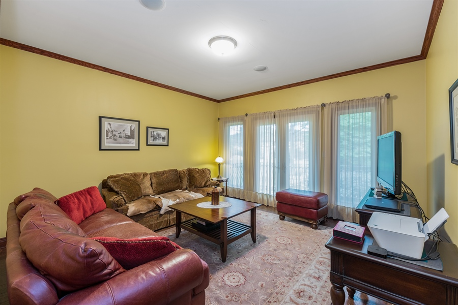 Real Estate Photography - 9681 Elms Terr, Des Plaines, IL, 60016 - Bonus Room