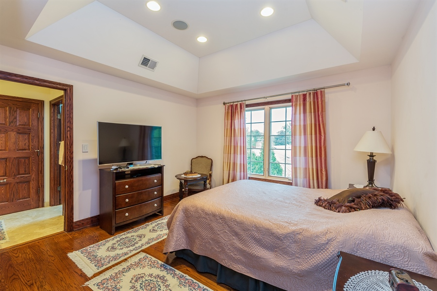 Real Estate Photography - 9681 Elms Terr, Des Plaines, IL, 60016 - 4th Bedroom