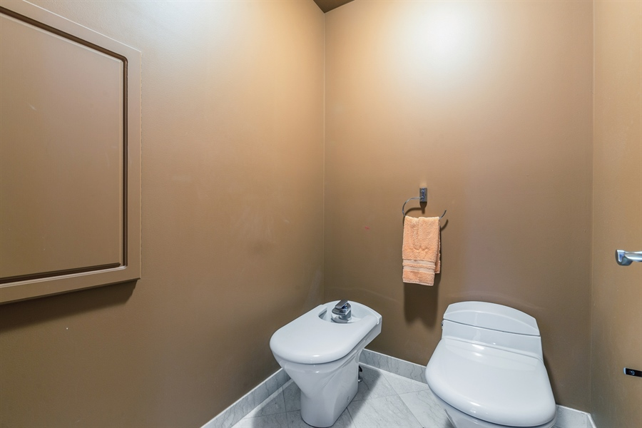 Real Estate Photography - 9681 Elms Terr, Des Plaines, IL, 60016 - Master Bathroom