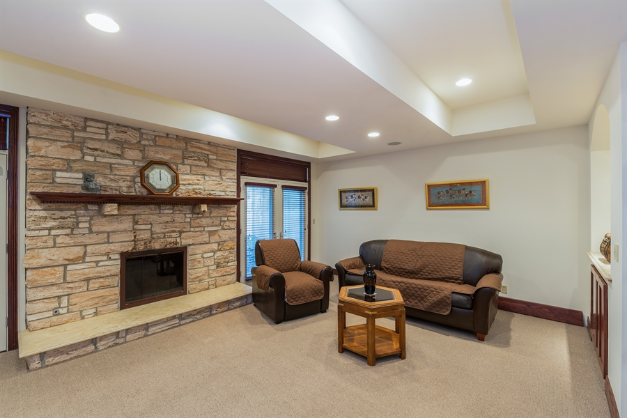 Real Estate Photography - 9681 Elms Terr, Des Plaines, IL, 60016 - Basement