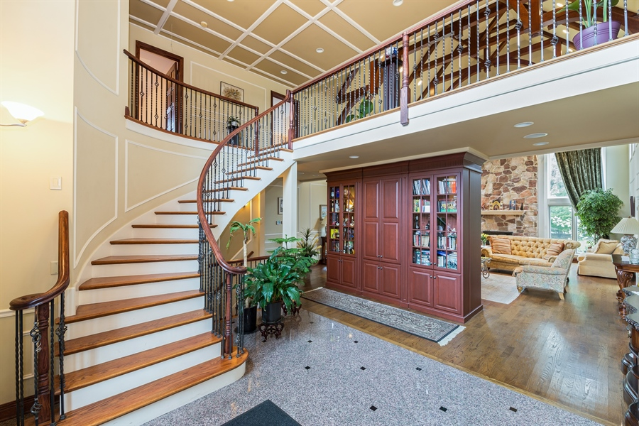 Real Estate Photography - 9681 Elms Terr, Des Plaines, IL, 60016 - Foyer