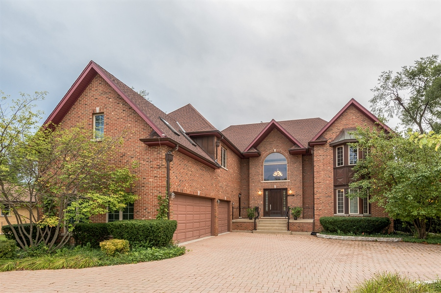 Real Estate Photography - 9681 Elms Terr, Des Plaines, IL, 60016 - Front View