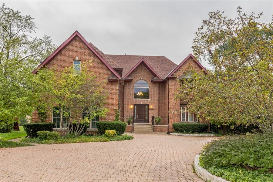 Real Estate Photography - 9681 Elms Terr, Des Plaines, IL, 60016 - Front View