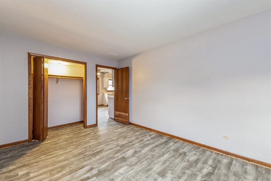 Real Estate Photography - 1660 S Mannheim road, westchester, IL, 60154 - Bedroom