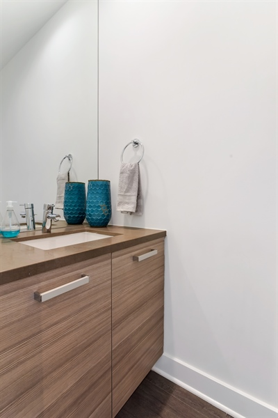 Real Estate Photography - 1534 W Montana, Chicago, IL, 60614 - Bathroom