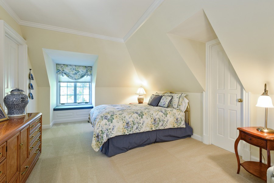 Real Estate Photography - 21923 N Old Barrington Rd, North Barrington, IL, 60010 - 3rd Bedroom