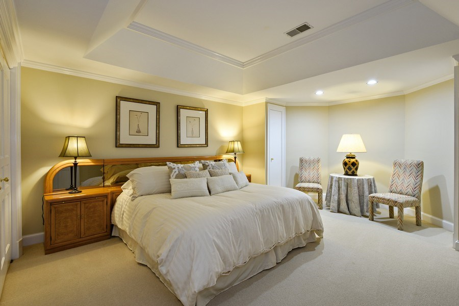Real Estate Photography - 21923 N Old Barrington Rd, North Barrington, IL, 60010 - 4th Bedroom