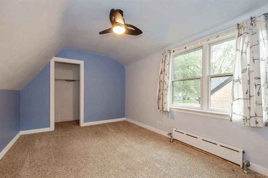 Real Estate Photography - 6612 N Chicora Ave, Chicago, IL, 60612 - Master Bedroom