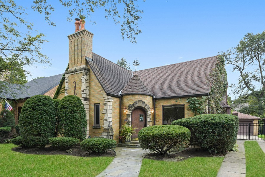 Real Estate Photography - 6612 N Chicora Ave, Chicago, IL, 60612 - Front View